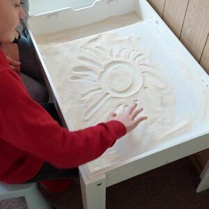 Песочная терапия в Харькове