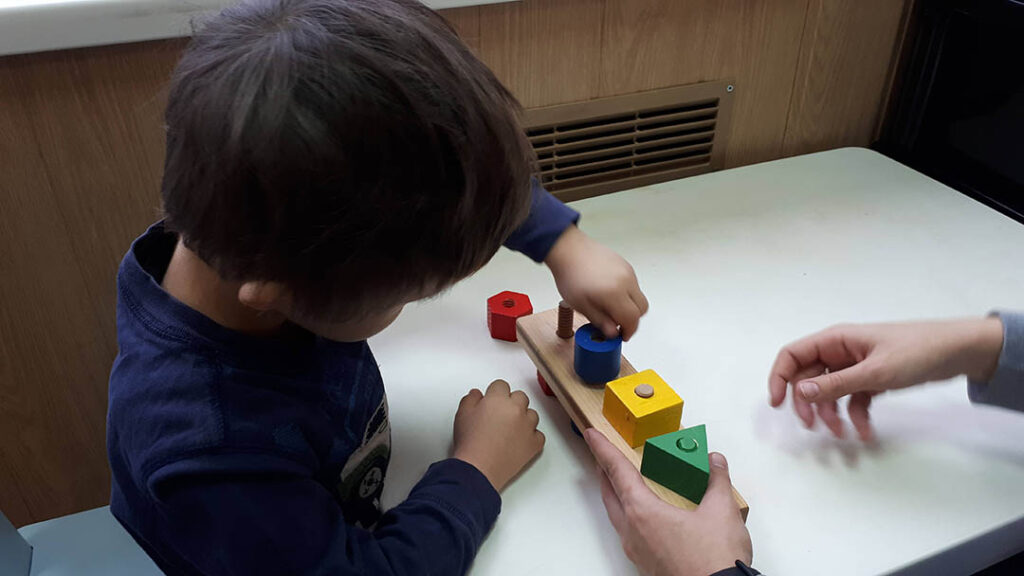 развивающие занятия по задержке речевого развития