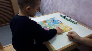 Занятия логопеда-дефектолога в Харькове