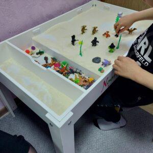 Помощь детского психолого