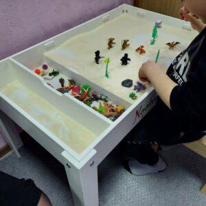 Занятия с гиперактивным ребенком