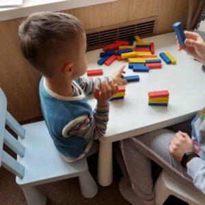 Занятия с гиперактивным ребёнком на сенсорной интеграции